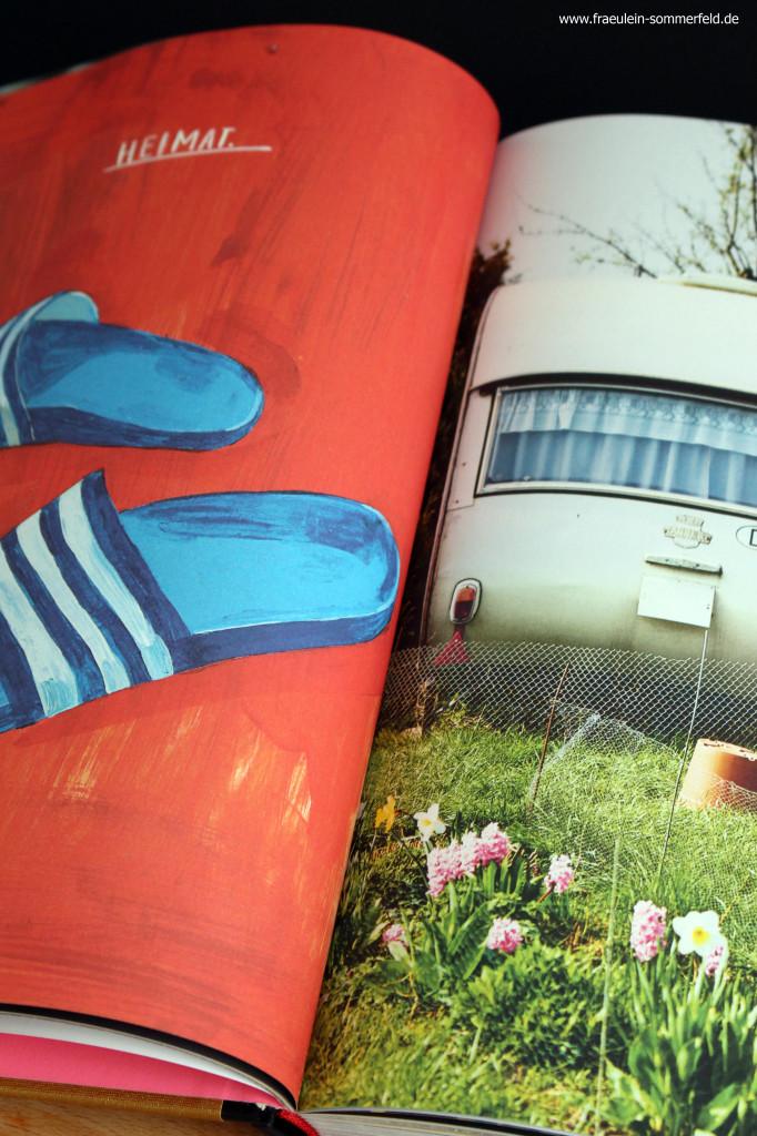 Typisch deutsch? Adiletten und der Campingwagen.