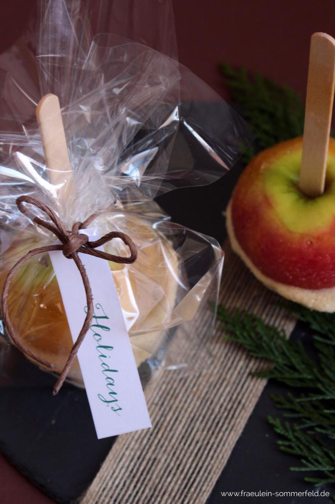 Karamell-Apfel
