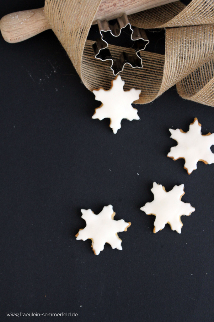 Weihnachtskristalle