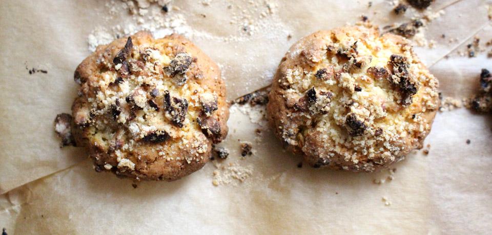 Apfel-Streusel-Cookies nach Jamie Oliver | Fräulein Sommerfeld